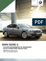 5series Sedan CatalogueESROW2012