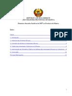Intervenção do Ministério Público na Protecção dos Interesses Difusos