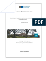 Methodology for Watershed Management