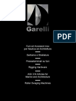 Garelli - Catalogo