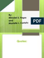 English PT (Marielle and Mira)