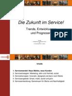 Die Zukunft im Service - Vortrag