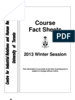 AAA-Winter 2013 FactSheet