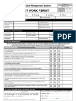HSE-04_Hot Work Permit