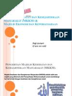 PresentasiMajelis Kesehatan Dan Kesejahteraan Masyarakat (MKKM)