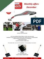 December/Winter offers