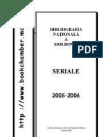 Seriale 2005-2006
