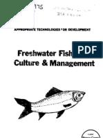Freshwater Fishpond
