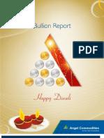 Bullion Diwali Update - 12th November 2012