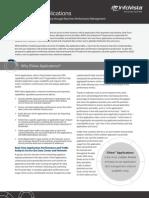 DS InfoVista 5View Applications