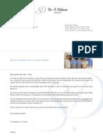 SD Willkommensbrief