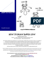 How to Draw Supercow