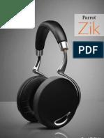 Parrot Zik, the Smartphone generation headset