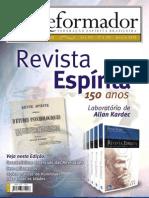 Reformador Janeiro / 2008 (revista espírita)