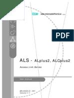 Al Plus2 e Alc Plus2