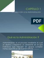 Administracion - Materia