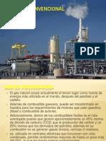 Gas No Convencional