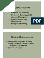 Politisk-Ekonomi Ht 2012