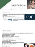 Diplejía Espastica