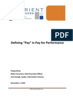 Pay Perf Report 110812