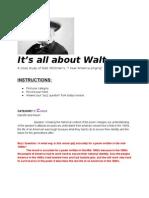 Grade 9 Poetry Slam - Walt Whitman