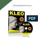 Kleo Documentation