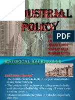 Industrial Policy Ppt