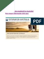 Descubre La Vida Estudiantil en Australia