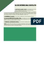 Ejercicio 15 Fondo Amortizacion