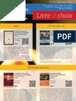 Livre Choix 15