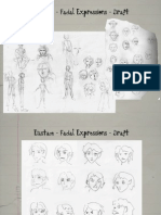 Eustace Facial Expressions