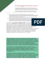REGIMEN ESPECIAL DE RECUPERACIÓN ANTICIPADA DEL IMPUESTO GENERAL A LAS VENTAS