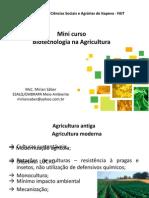 Mini Curso Biotecnologia