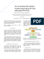 diseño de un sistema pv autonomo utilizando pvsyst