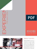 Scitec Nutrition-overview Catalog 2011