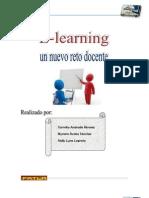 E-Learning, Un Nuevo Reto Docente