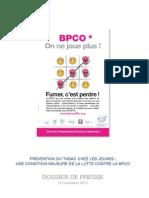 DPresse BPCO 2012