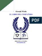 Oswald Wirth Manual Del Companero Mason