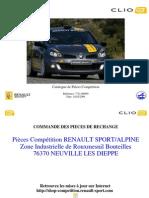 CLIO R3 2009