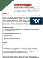 PRÁTICA EMENDA DE CONDUTORES EM PROSSEGUIMENTO