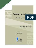 DemocraciaSocial Demetrio