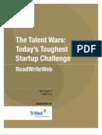 The Talent Wars