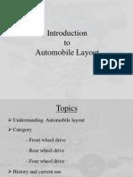 Automobile Layout