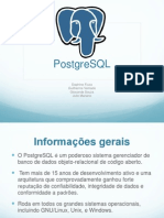 Postgresql - Slides