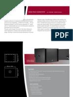 En_S4012 Spec Sheet
