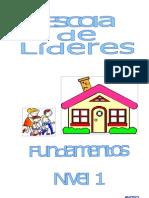 Escola de Líderes - Fundamentos - capa
