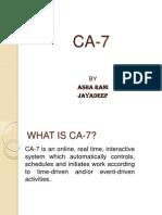 CA-7ASHA