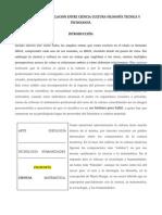 Ensayo_filosofica Cultura Ciencia y Tecnologia