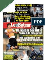 LE BUTEUR PDF du 13/10/2012