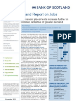 Report on Jobs